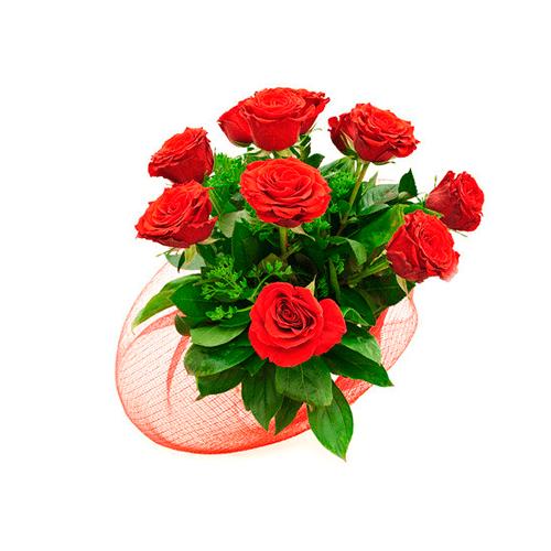 Ramo 9 Rosas
